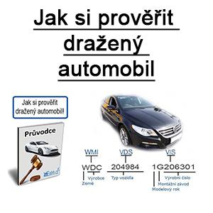Jak si prověřit auto v dražbě 300×300