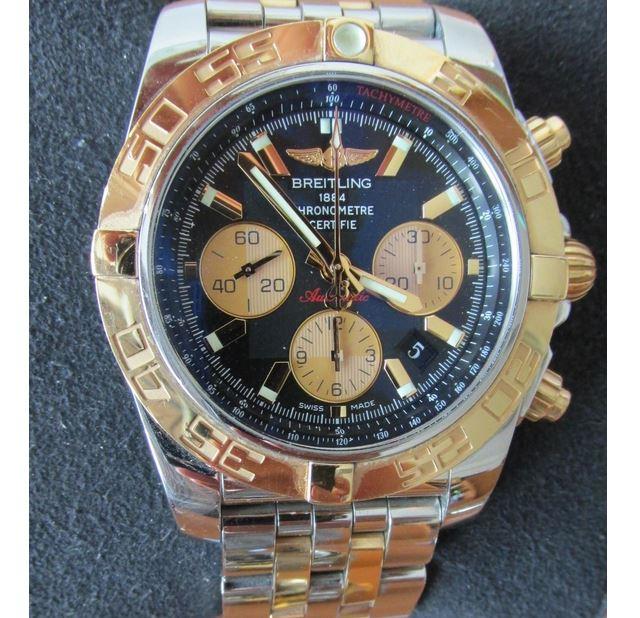 c9cec9a8aea Do 4.1.2017 Výběrové řízení – pánské hodinky zn. Breitling. Minimální kupní  cena 193.500 Kč. Další informace naleznete v popisu níže.