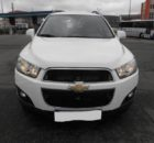 1.4.2017 Aukce automobilu Chevrolet Captiva 2,2 CDTI, r. 2012, vyvolávací cena 263.000 Kč.