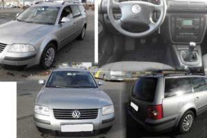 1.4.2017 Aukce automobilu Volkswagen Passat Variant 1,9 TDI, vyvolávací cena 38.000 Kč.