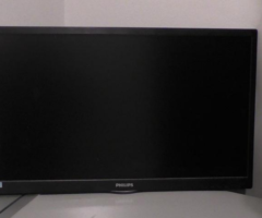 13.4.2017 Dražba monitoru k počítači Phillips. Vyvolávací cena 600 Kč.