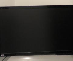 13.4.2017 Dražba monitoru k PC značky Benq. Vyvolávací cena 750 Kč.