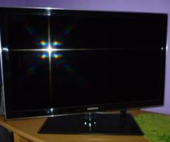 15.5. 2017 Dražba televizoru Samsung. Vyvolávací cena 500 Kč.