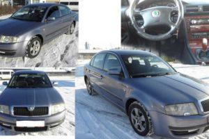 1.4.2017 Aukce automobilu Škoda Superb 1,9 TDi. Vyvolávací cena 35.000 Kč.