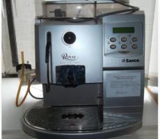 30.5.2017 Dražba kávovaru Saeco. Vyvolávací cena 1.800 Kč.