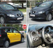 Do 29.5.2017 Aukce automobilu Seat Altea XL 5P. Vyvolávací cena 40.000 Kč.