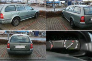 Do 8.6.2017 K prodeji mimo dražbu – automobil Škoda Octavia Combi Diesel. Prodej nejvyšší nabídce.
