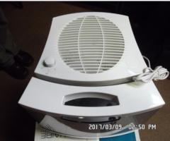7.6.2017 Dražba čističky vzduchu. Vyvolávací cena 700 Kč.