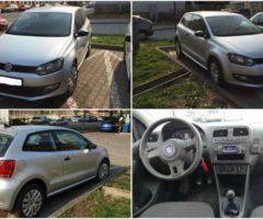 4.7.2017 Dražba automobilu VW Polo 1.6 TDi, r. 2012. Vyvolávací cena 95.590 Kč.