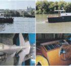 18.7.2017 Dražba motorové lodě. Vyvolávací cena 80.000 Kč.