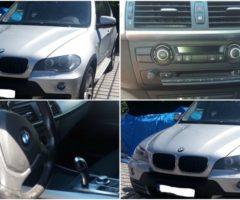 24.7.2017 Dražba automobilu BMW X5 XDrive 30D, r. 2009. Vyvolávací cena 300.000 Kč.