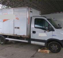 16.8.2017 Dražba automobilu Iveco Daily 35, r. 2007. Vyvolávací cena 50.000 Kč.