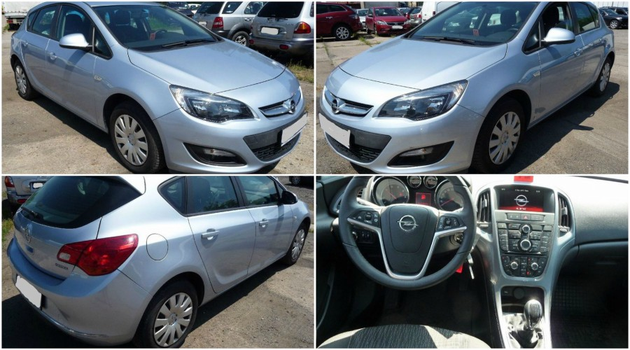 2017 opel astra hb