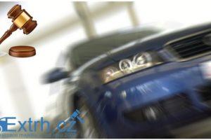 30.8.2017 Dražba automobilu Audi A6 4F 3.0 TDi Quattro, r. 2008. Vyvolávací cena 98.000 Kč.