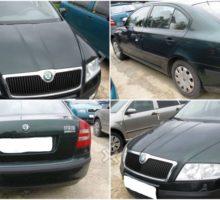 Do 7.9.2017 Aukce automobilu Škoda Octavia II 2.0TDi. Vyvolávací cena 47.200 Kč.