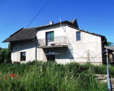 Rodinný dům v okrese Kutná Hora, byl vydražen za vyvolávací cenu 708.000 Kč.