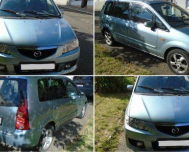 Ukončená dražba auta Mazda Premacy. Automobil byl vydražen za 25.400 Kč. Odhadní cena 36.000 Kč.