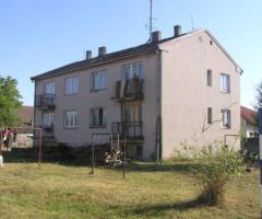 21.9.2017 Dražba bytu 2+1, okres Pardubice. Vyvolávací cena 215.000 Kč.