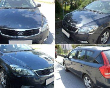 Automobil Kia Cee´D, r. 2011 byl vydražen za 111.500 Kč. Odhadní cena 150.000 Kč.