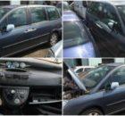 26.10.2017 Dražba automobilu Peugeot 807 E. Vyvolávací cena 10.000 Kč.