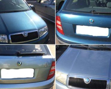 Ukončená dražba souboru 2 automobilů Škoda Fabia. Odhadní cena 60.000 Kč. Vydraženo za 20.100 Kč.
