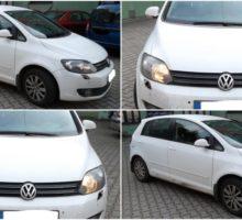 21.11.2017 Dražba automobilu VW Golf, r. 2012. Vyvolávací cena 110.000 Kč.