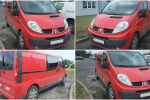 Do 8.12.2017 Výběrové řízení na prodej automobilu Renault Trafic JL. Minimální kupní cena 96.800 Kč.