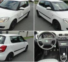 Do 18.12.2017 Výběrové řízení na prodej automobilu Škoda Fabia 1.4. Minimální kupní cena 99.900 Kč.