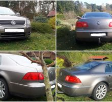 7.12.2017 Aukce automobilu VW Phaeton 3.0 TDI.