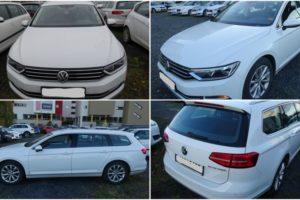 Do 27.11.2017 Aukce automobilu Volkswagen Passat Variant, r. 2016. Vyvolávací cena 495.000 Kč.