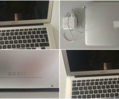 Do 31.1.2018 K prodeji mimo dražbu – notebook MacBook. Minimální kupní cena 8.000 Kč.