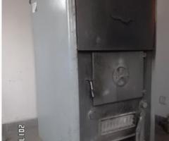 10.1.2018 Dražba kotle na tuhá paliva. Vyvolávací cena 20.000 Kč.