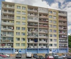 18.1.2018 Dražba bytu 3+1 s lodžií, okres Rakovník. Vyvolávací cena 1.184.000 Kč.