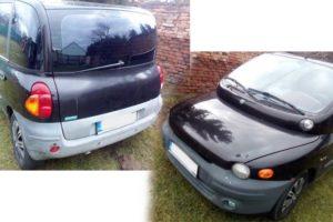17.01.2018  Dražba automobilu Fiat Multipla 1.9. Vyvolávací cena 3.000 Kč.
