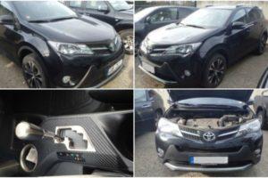 Do 20.12.2017 Výběrové řízení na prodej automobilu Toyota RAV4 4×4. Prodej nejvyšší nabídce