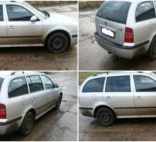 Do 22.2.2018 Výběrové řízení na prodej automobilu Škoda Octavia. Minimální kupní cena 71.000 Kč.