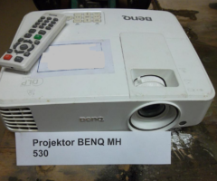 12.2.2018 Dražba projektoru značky BENQ MH 530, bez propojovacího kabelu. Vyvolávací cena 2.400 Kč.