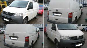 Výběrové řízení na prodej automobilu VW Transporter