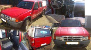 Prodej nejvyšší nabídce – automobil  Ford Ranger
