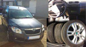 Výběrové řízení Škoda Roomster, min. kupní cena 54.000 Kč