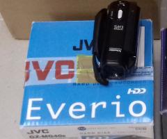 4.4.2018 Dražba videokamery JVC. Vyvolávací cena 7.509 Kč.