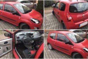 Do 24.4.2018 Výběrové řízení na prodej automobilu Renault Twingo, r. 2011. Prodej nejvyšší nabídce.