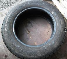 10.5.2018 Dražba pneumatik Goodyear. Vyvolávací cena 4.800 Kč.