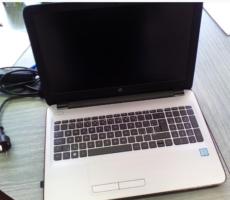 3.5.2018 Dražba notebooku HP. Vyvolávací cena 6.000 Kč.