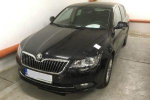 24.05.2018  Dražba automobilu Škoda Superb 2.0 TDI 103 kW Ambition – odpočet DPH. Vyvolávací cena 193 000Kč