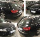 24.5.2018 Dražba automobilu Audi A6 Allroad 3.0 TDI 176 kW V6 Quattro. Vyvolávací cena 211.500 Kč