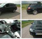 Do 7.6.2018 Aukce automobilu Subaru Outback 2.0 D, r. 2009. Vyvolávací cena 60.000 Kč.