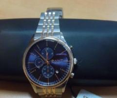 20.6.2018 Dražba nových pánských hodinek Gant. Vyvolávací cena 2.170 Kč.