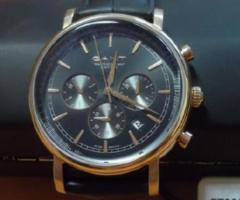 20.6.2018 Dražba bateriových pánských hodinek Gant. Vyvolávací cena 1.860 Kč.