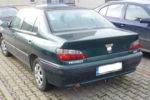 Do 12.6.2018 státní aukce majetku – vozidlo Peugeot 406